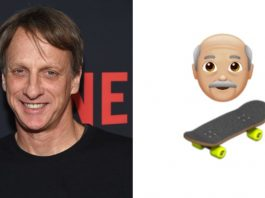 Tony Hawk no Twitter