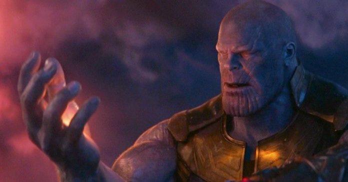 Thanos e a joia da alma