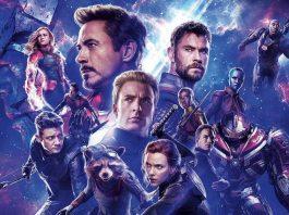 Vingadores reunidos para o Ultimato