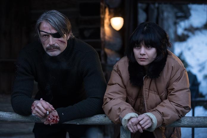 Netflix e Dark Horse trabalharam juntas em Polar