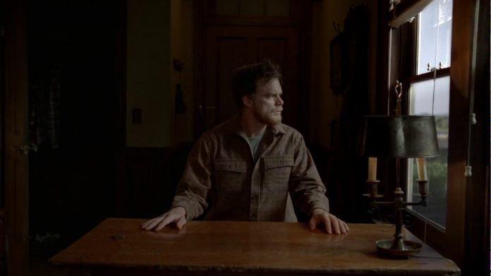 Dexter no último episódio da série