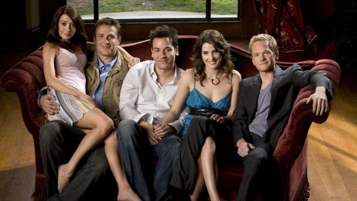 Elenco da série How I Met Your Mother