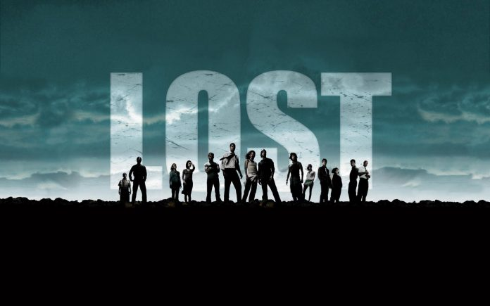 Cartaz da série Lost