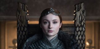 Sansa como Rainha do Norte