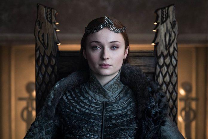 Sansa como Rainha do Norte