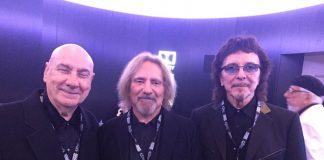 Black Sabbath com Bill Ward