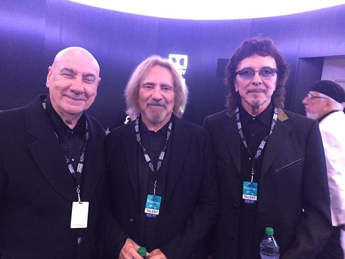 Black Sabbath com Bill Ward