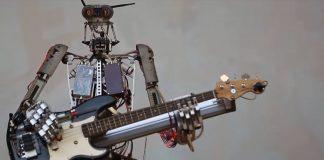 Compressorhead Robôs tocando Nirvana