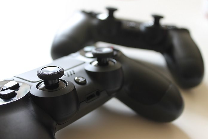 Controle Video Game