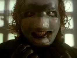 Corey Taylor em Unsainted, clipe do Slipknot