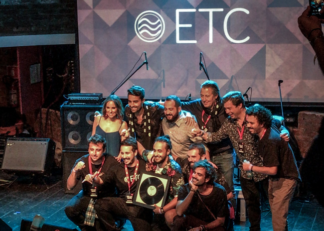 ETC Final EDP Live Bands