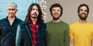 Foo Fighters e Los Hermanos
