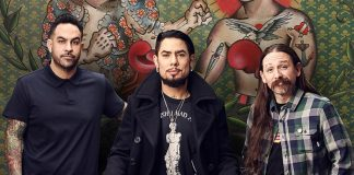 Ink Master com Dave Navarro