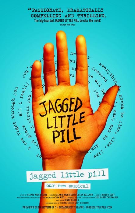 Alanis Morissette - Musical de Jagged Little Pill