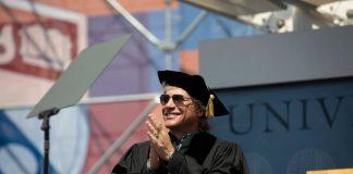 Jon Bon Jovi, doutor em música