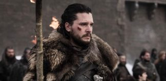 Jon Snow (Kit Harington) em Game of Thrones Emmy Awards