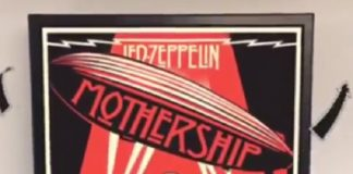 Led Zeppelin Mothership Discos Animados
