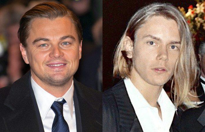 Leonardo DiCaprio e River Phoenix