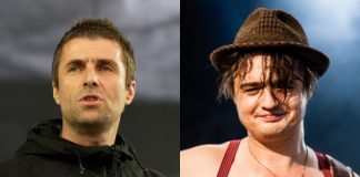 Liam Gallagher e Pete Doherty