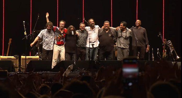 Los Hermanos no Maracanã