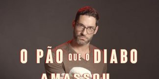 Lucifer Tom Ellis amassando pão