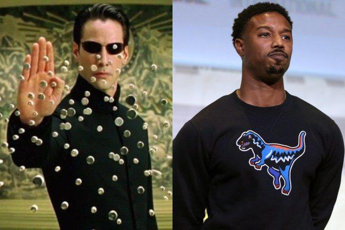 Matrix com Michael B. Jordan