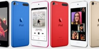 Novo iPod Apple