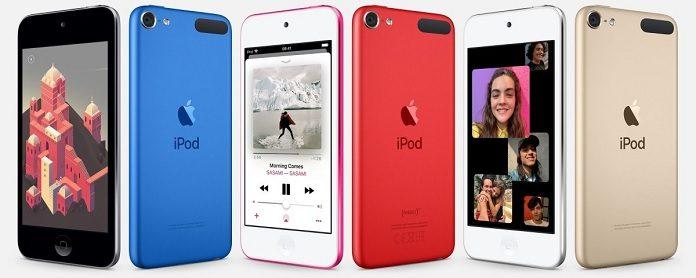 Novo iPod Apple