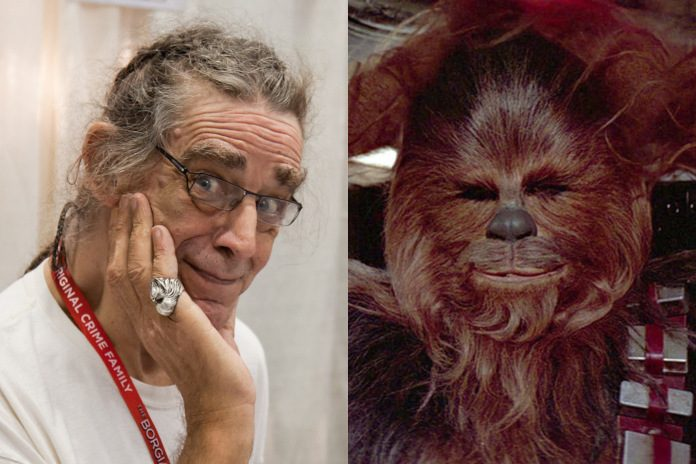 Peter Mayhew, Chewbacca, Star Wars