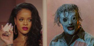 Rihanna e Slipknot