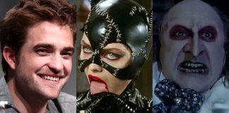 Robert Pattinson (Batman), Mulher-Gato e Pinguim