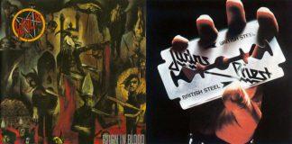Slayer e Judas Priest