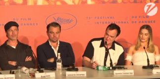 Tarantino em Cannes