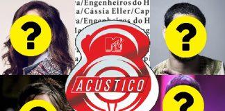 10 sugestões de artistas/bandas para o Acústico MTV