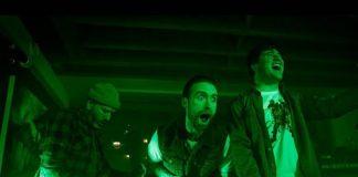 Alexisonfire tocando na House of Strombo