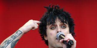 Billie Joe Armstrong, do Green Day, em 2005