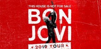 Shows do Bon Jovi no Brasil 2019