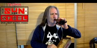 Bruce Dickinson apresenta nova cerveja do Iron Maiden