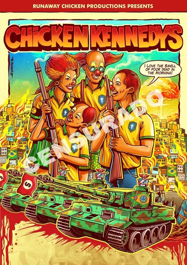 Chicken Kennedys