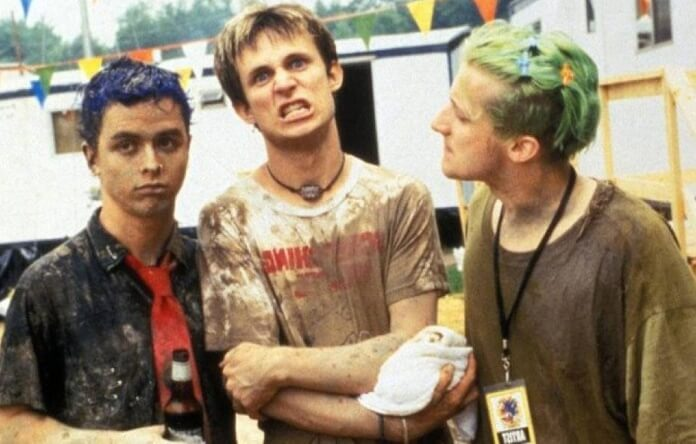 Green Day no Woodstock de 1994