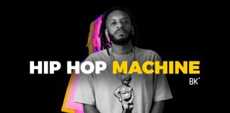 BK no Hip Hop Machine