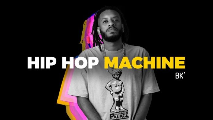 BK no Hip Hop Machine