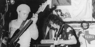 Jaco Pastorius e Jimmy Page