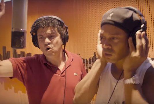 Jorge Vercillo e Ronaldinho Gaúcho