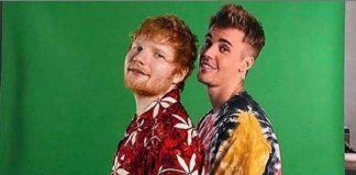 Ed Sheeran e Justin Bieber