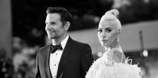 Lady Gaga e Bradley Cooper em Veneza, 2018