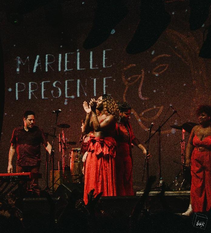 Liniker e os Caramelows no Circo Voador (10/05)