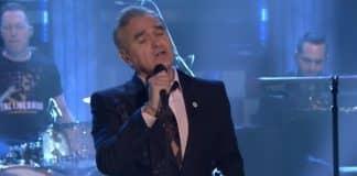 Morrissey no programa de Jimmy Fallon