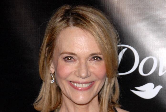 Peggy Lipton em 2010