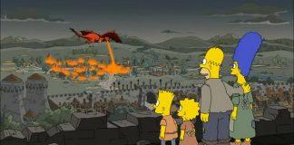 """Os Simpsons acertam previsão sobre Daenerys em """"Game of Thrones"""""""